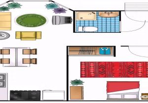 Visio Home Plan Template Download Visio House Plan Template Download Youtube
