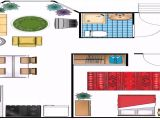 Visio10 Home Plan Template Download Visio House Plan Template Download Youtube
