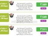 Vodafone Home Plans Vodafone Rs 511 Rs 569 Recharge Packs Offer 84 Days