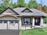 Walk Out Basement Home Plans Bungalow House Plans with Walkout Basement Fresh Sunset