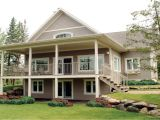 Walk Out Basement House Plans Small Small House Plans Waterfront Waterfront House Plans with