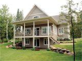 Walkout Basement Home Plans Level Basement Floor Mountain House Plans with Walkout