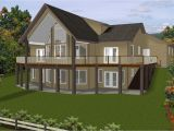 Walkout Ranch Home Plans 38 Exposed Basement House Plans House Plans with Walkout