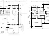 Wall Homes Floor Plan Sandrin Leung Architecture Modern Passive House Design