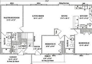 Wardcraft Homes Floor Plans Charleston Iii by Wardcraft Homes Ranch Floorplan