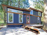 Washington State Approved House Plans Tiny House Lakeside Cottage Lake Whatcom Washington 2