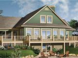 Waterfront Home Plans southern Style Lake House Plans Waterfront House Floor