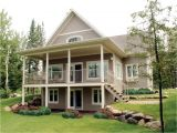 Waterfront Home Plans Waterfront House Plans