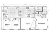 Waverly Mobile Homes Floor Plans Fleetwood Waverly Crest 28523w Ziegler Homes