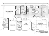 Waverly Mobile Homes Floor Plans Waverly Crest 28482l Fleetwood Homes