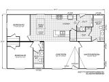 Waverly Mobile Homes Floor Plans Waverly Crest 28483w Fleetwood Homes