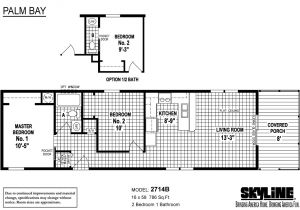 West Bay Homes Floor Plans Palm Bay 2714b Home by Clayton Homes Of Mobile