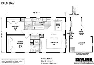 West Bay Homes Floor Plans Palm Bay 6063 by Skyline Homes