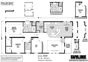 West Bay Homes Floor Plans Palm Bay 6141 by Skyline Homes