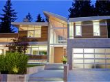 West Coast Contemporary Home Plans Award Winning Contemporary Design north Vancouver Werner