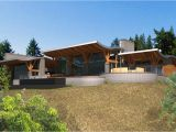 West Coast Contemporary Home Plans Caulfield West Vancouver House Jeremy Newell Design