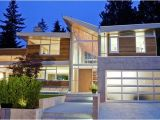 West Coast Modern Home Plans Award Winning Contemporary Design north Vancouver Werner