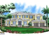 West Home Planners House Plans Key West House Plans Elevated Coastal Style Architecture