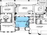 West Home Planners House Plans south West House Plans with Courtyard Small southwestern