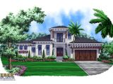 West Indies Home Plans West Indies House Plan Callaloo House Plan Weber