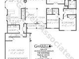 Westfield Homes Floor Plans Westfield House Plan House Plans by Garrell associates Inc