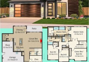 Who Designs House Plans Modern House Plans Architectural Designs Modern House