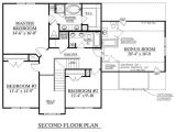 Wide Open House Plans House Plan 2168 A Cedar Creek 2nd Floor 2168 Square Feet