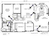 Wide Open House Plans Triple Wide Mobile Home Floor Plans Triple Wide