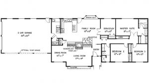Wide Shallow Lot House Plans Eplans southwest House Plan Designed Wide Shallow Lot
