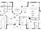 Wide Shallow Lot House Plans Modern House Plans Wide Frontage Plan 50 Ft Double Floor