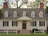 Williamsburg Style House Plans Colonial Williamsburg Style House Colonial Williamsburg