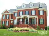 Williamsburg Style House Plans Harbormont Hall House Plan House Plans by Garrell