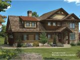 Wisconsin Home Builders Plans Hungtington Pointe Log Home Floor Plan From Wisconsin Log