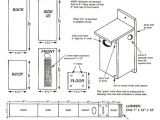 Wood Duck Bird House Plans Wood Duck House Plans Nebraska Game and Parks Commission