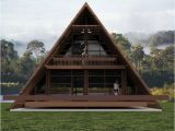 Wood Frame Home Plans Best 25 Triangle House Ideas On Pinterest Bamboo House