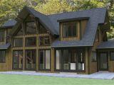 Wood Frame Home Plans Hybrid Timber Frame House Plans Archives Mywoodhome Com