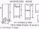Woodpecker House Plans Woodpecker House Plans 28 Images Free Plans for
