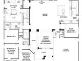 Woodside Homes Floor Plans Savannah Model 4 Bedroom 3 Bath New Home In Gilbert Az