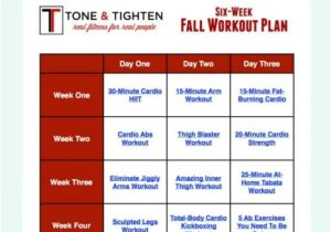Work Out Plan Home Exceptional Work Out Plans at Home 12
