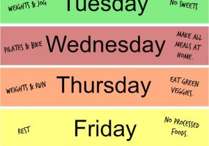 Work Out Plans for Home 7 Day Fitness Plan Joy Fitness Style