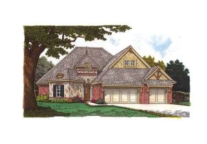Www Eplans Com House Plans Eplans French Country House Plan Three Bedroom Tudor
