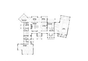 Www Eplans Com House Plans Eplans New American House Plan Two Story Indoor Pool