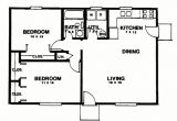 Www Eplans Com House Plans Eplans Ranch House Plan Two Bedroom Ranch 864 Square