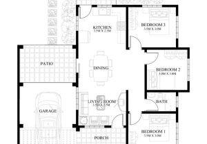 Www Eplans Com House Plans Small House Design 2013004 Pinoy Eplans Modern House