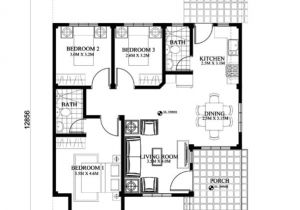 Www Eplans Com House Plans Small House Design Shd 2015013 Pinoy Eplans Modern
