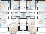 Www Family Home Plans Com Multi Family Plan 64952 at Familyhomeplans Com