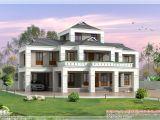 Www Indian Home Design Plan Com 4 Bedroom Indian Villa Elevation Kerala Home Design and