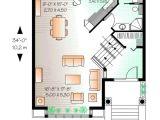 Zero Lot Line Home Plans Modern Zero Lot Line House Plans House Modern