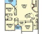 Zero Lot Line Home Plans Zero Lot Line Narrow House Plan 36411tx 1st Floor
